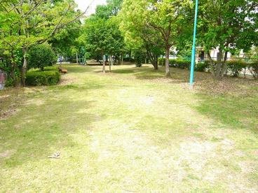 帝塚山中町第3号街区公園の画像1