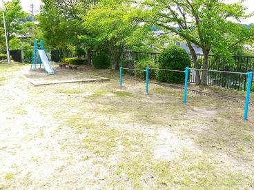 帝塚山中町第3号街区公園の画像2