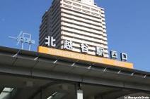 東武スカイツリーライン北越谷駅