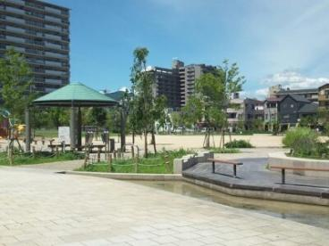 水笠通公園の画像1