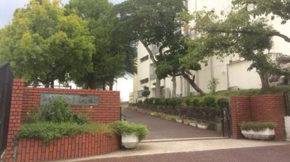 奈良市立伏見中学校の画像1