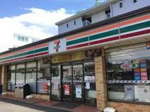 セブンイレブン 三芳藤久保東店