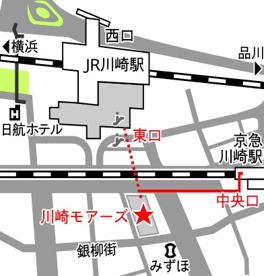 川崎モアーズの画像3
