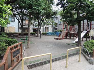 荒川区立 東日暮里六丁目西児童遊園の画像1