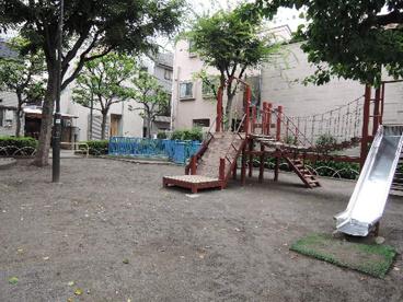 荒川区立 東日暮里六丁目西児童遊園の画像5