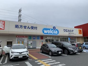 ウェルシア東松山ライフガーデン店の画像1