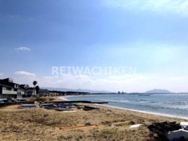 宮司浜海水浴場の画像2