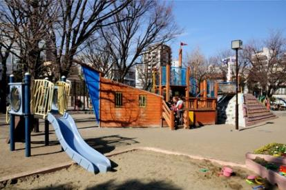 仲蒲田公園の画像1
