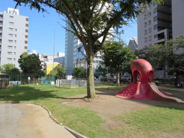 恵比寿東公園(タコ公園)の画像1