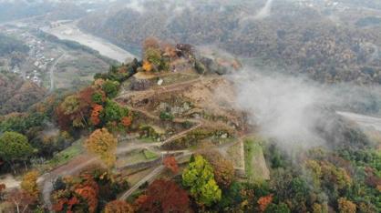 苗木城跡 遠山資料館の画像1