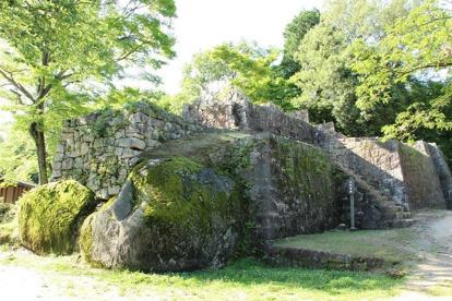 苗木城跡 遠山資料館の画像2