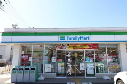 ファミリーマート 松屋大和川通店の画像1