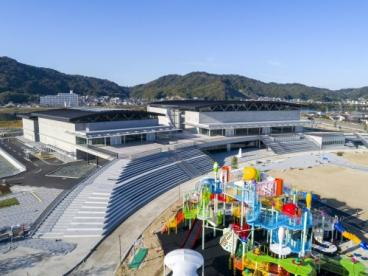 エフピコアリーナふくやま(福山市総合体育館)の画像1