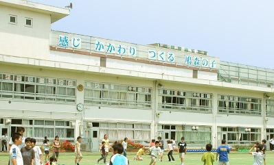鳩森小学校の画像1