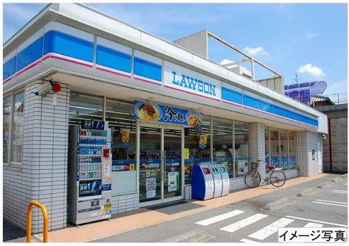 ローソン 奈良東九条町の画像