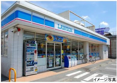 ローソン 奈良東九条町の画像1