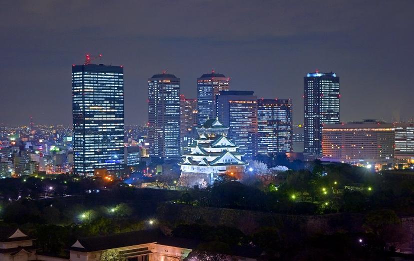 大阪ビジネスパークの画像