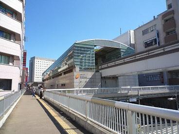 立川南駅の画像1