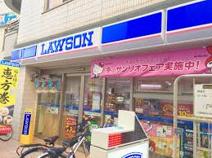 ローソン 調布布田店