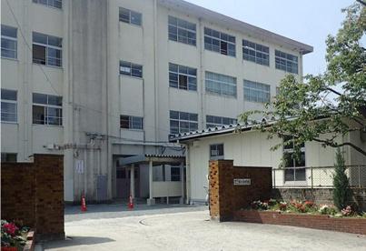 福岡市立原北中学校の画像1
