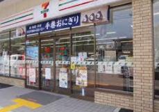 セブンイレブン 京都上桂前田町店の画像1