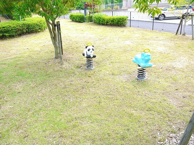 帝塚山中町第4号街区公園の画像
