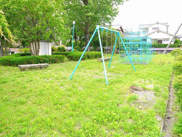 帝塚山南一丁目街区公園の画像