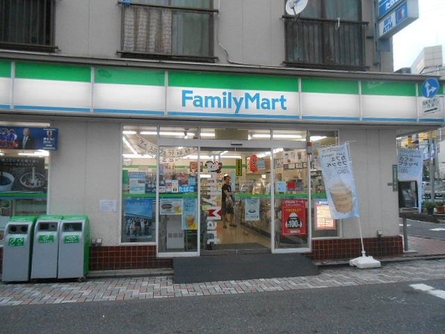 ファミリーマート 新三河島駅前店の画像