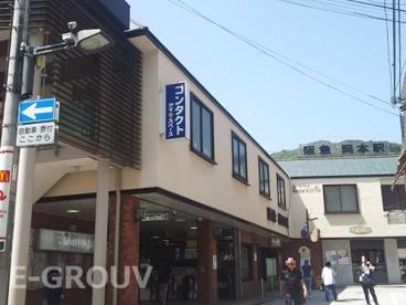 阪急岡本駅の画像1
