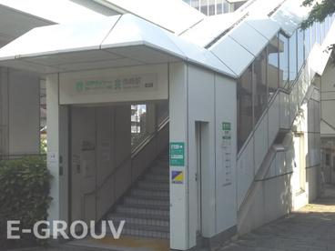 六甲アイランド線 魚崎駅の画像2