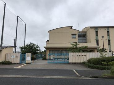 茨木市立彩都西中学校の画像1
