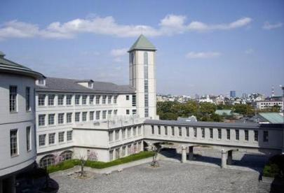 長田高等学校の画像1
