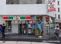 サンクス 渋谷千駄ヶ谷店