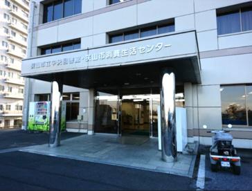狭山市立中央図書館の画像1