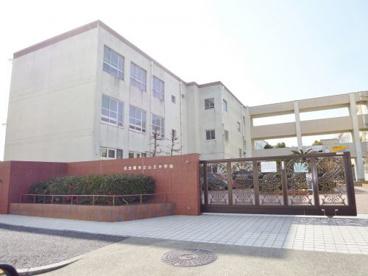 名古屋市立山王中学校の画像1