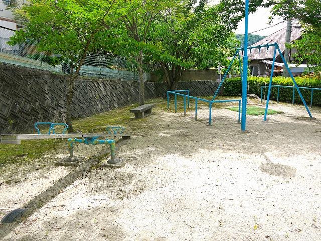 帝塚山南五丁目第1号街区公園の画像