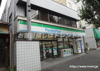 ファミリーマート升本神楽坂店の画像1