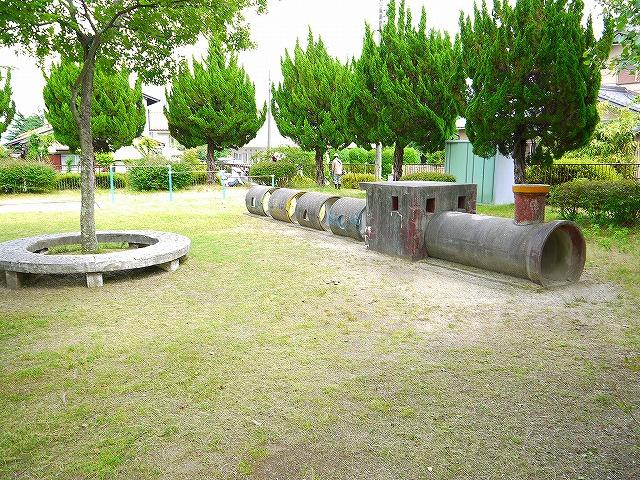 帝塚山南二丁目街区公園の画像