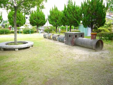 帝塚山南二丁目街区公園の画像1
