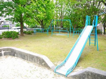 帝塚山二丁目児童公園の画像1