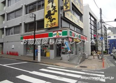 サンクス神楽坂駅前店の画像1