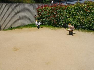 コートブランシュ富雄児童公園の画像3
