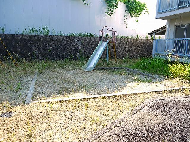 旭洋株式会社富雄社宅公園の画像