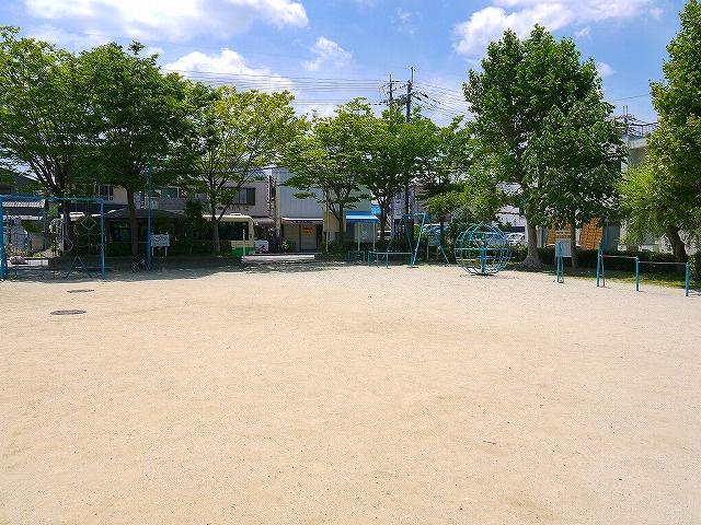 学園大和第1号街区公園の画像