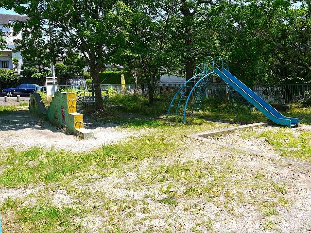 学園大和第3号街区公園の画像