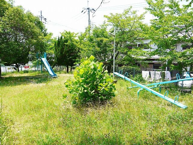 学園大和第6号街区公園の画像