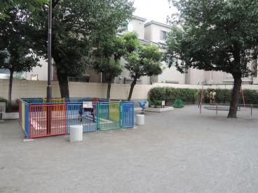 荒川区立 東尾久上児童遊園の画像2
