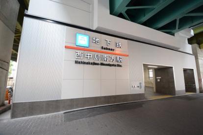 西中島南方駅の画像1