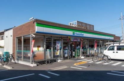 ファミリーマート 日野三沢店の画像1