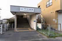 近鉄湯の山線 伊勢川島駅